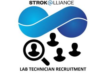 Job opportunity: lab technician