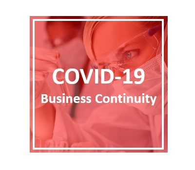 COVID-19: Business Continuity