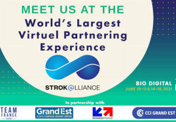 Meet us at the World's Largest Virtual Partnering Experience!