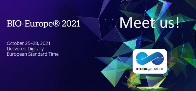 Meet us at BioEurope 2021!